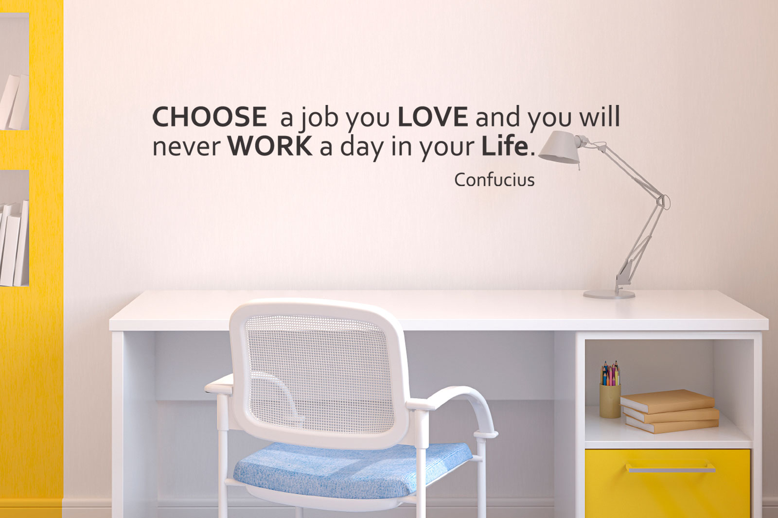 choose the right job