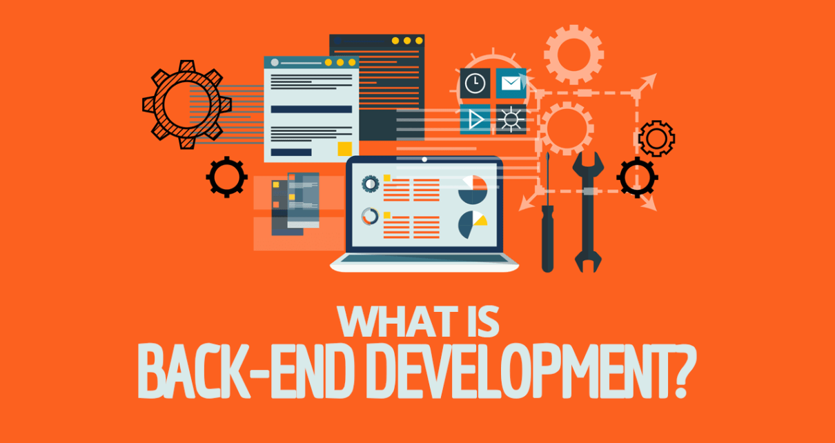 Backend Developer - basics and guide for backend development
